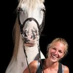 paarden herkennen gezichtsuitdrukking